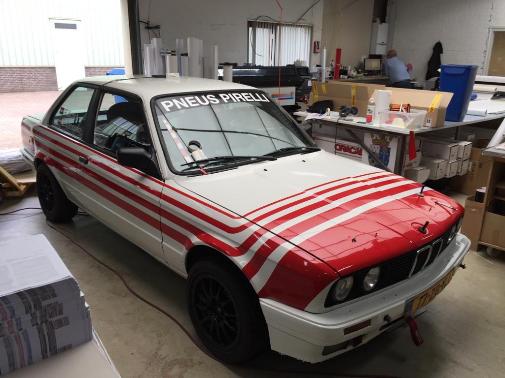 Bmw E30 Rally 2